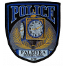 Palmyra Borough Police Department Badge