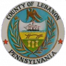 Lebanon County District Attorney's Office Badge