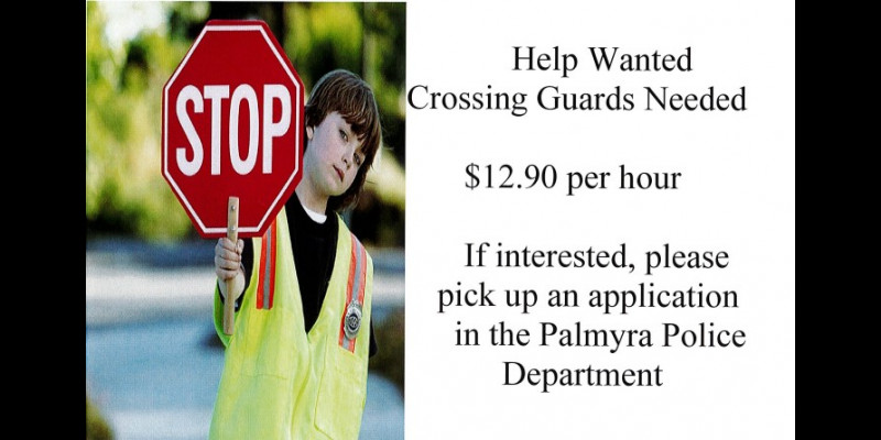 Image for Crossing Guards Wanted